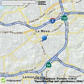 map of amour bridal & evening wear