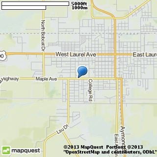 map of augie's maple ave pharmacy & gift