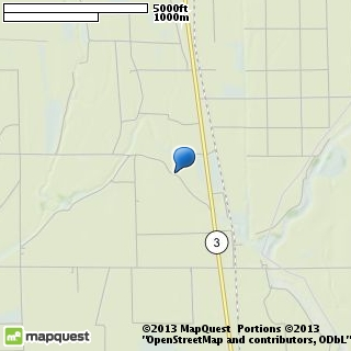 map of belmont mb church