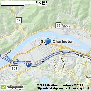 map of charleston coin & fine jewelry
