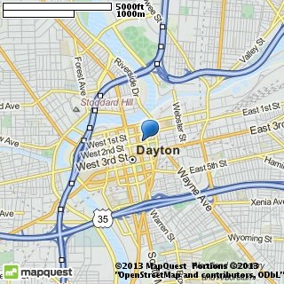 map of dayton stencil works co