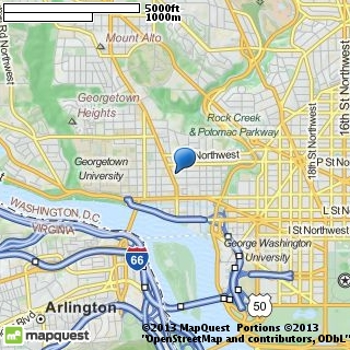 map of georgetown watch & jewelry