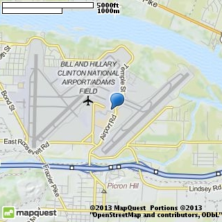 map of inter city limo transportion