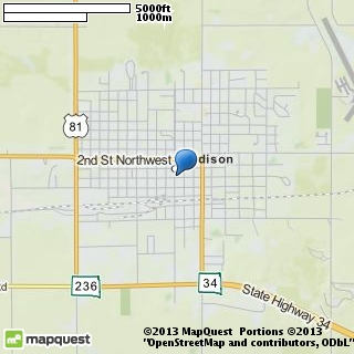 map of johnson jewelers inc