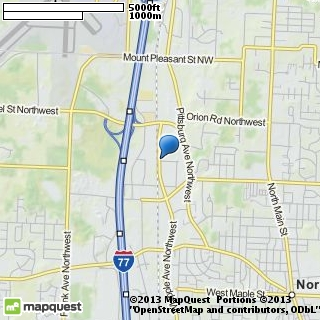 map of lindenwold's fine jewelers