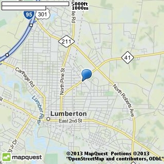 map of lumberton wholesale grocery