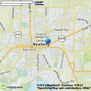 map of northwest western weddings