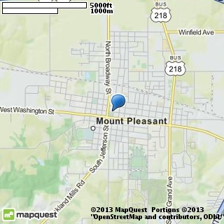 map of premier prom & pageantry