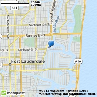 map of unity church-fort lauderdale