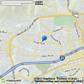 map of unity ministry of reno